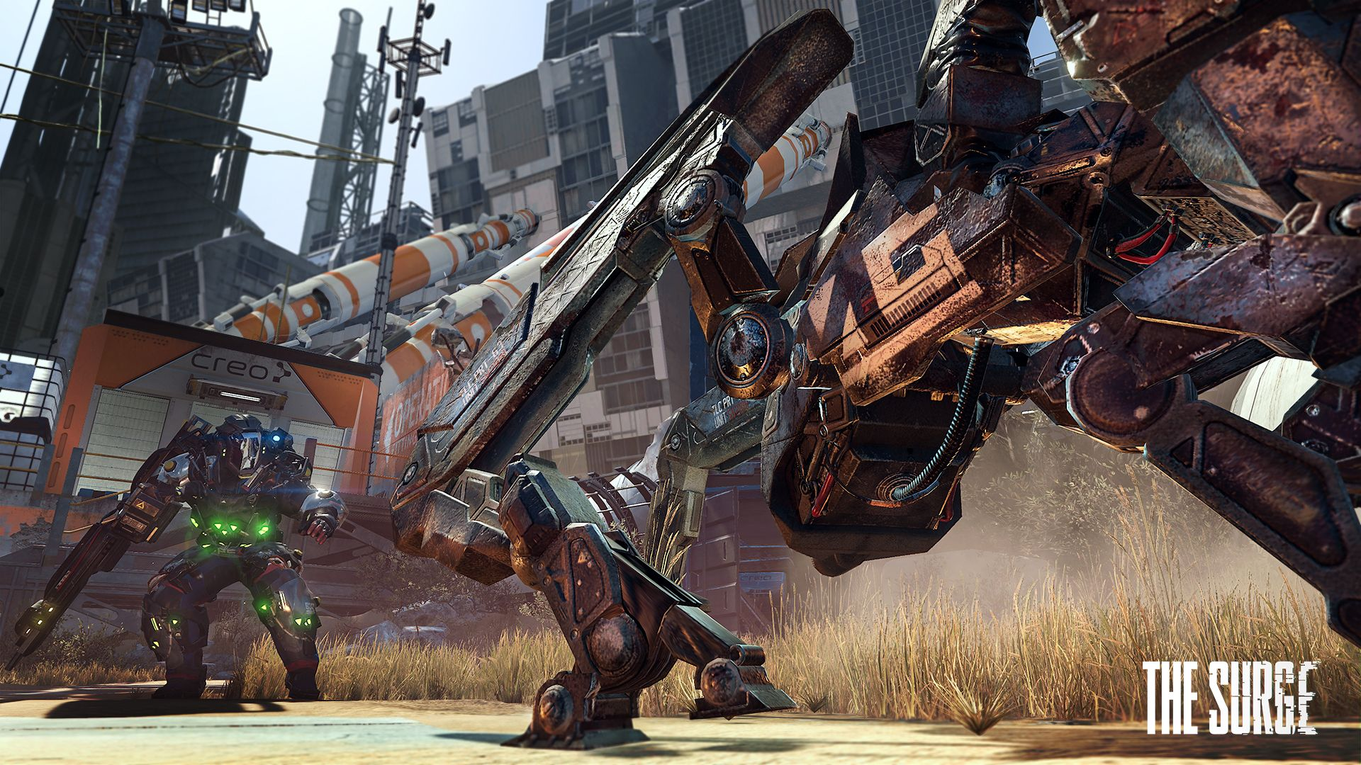 The Surge (PS4) - 3