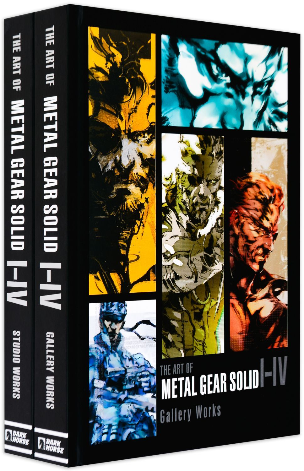 The Art of Metal Gear Solid I-IV (Collectable slipcase Hardcover) - 5
