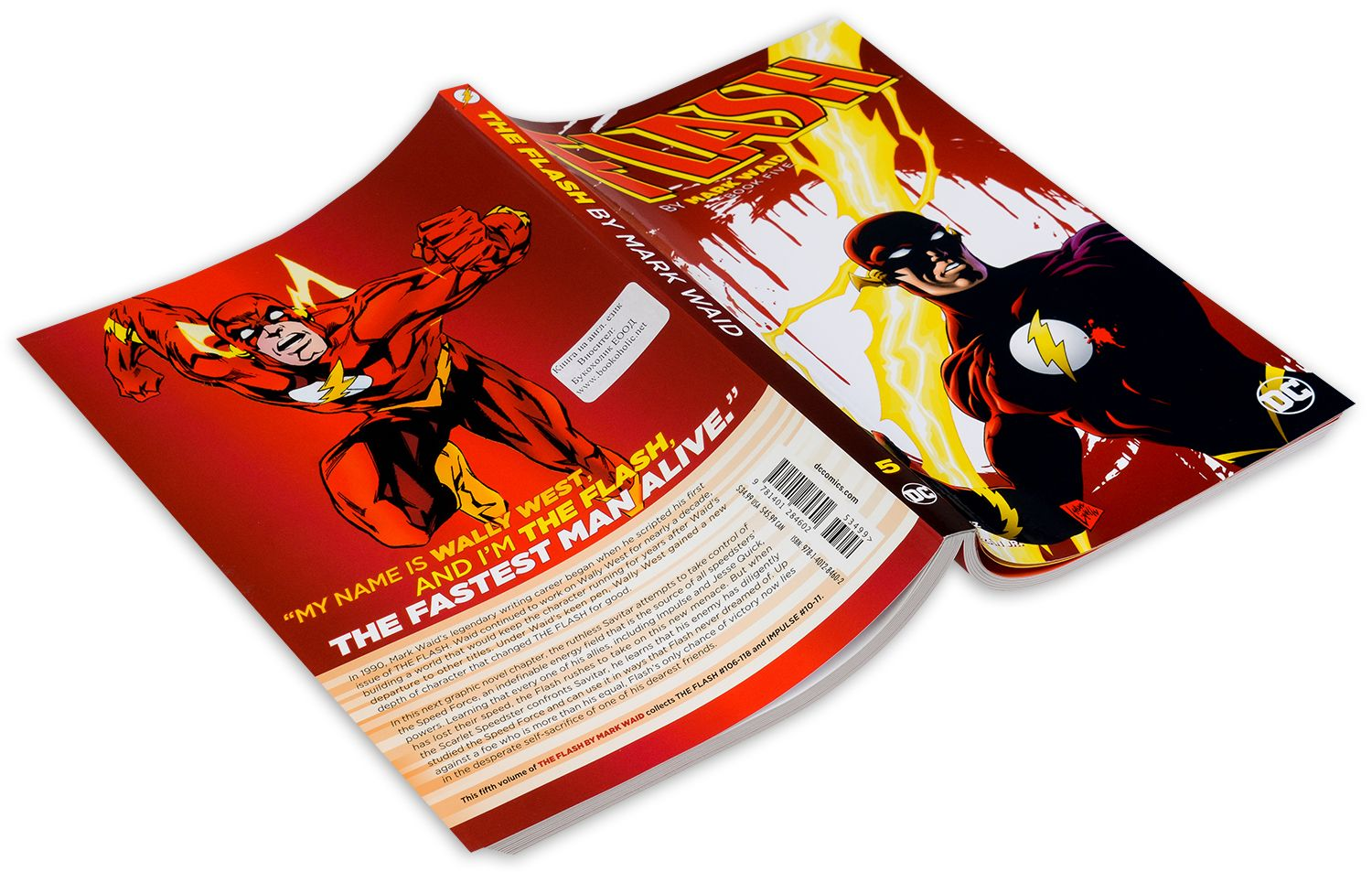 The Flash by Mark Waid Book Five - 4