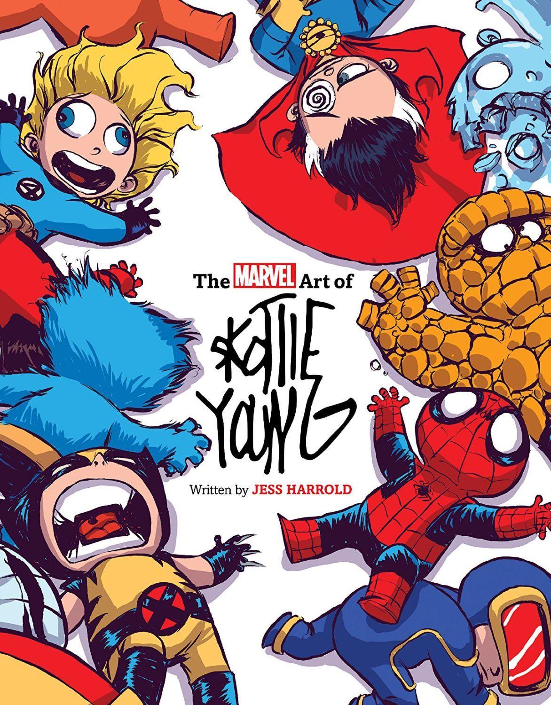 The Marvel Art of Skottie Young - 1