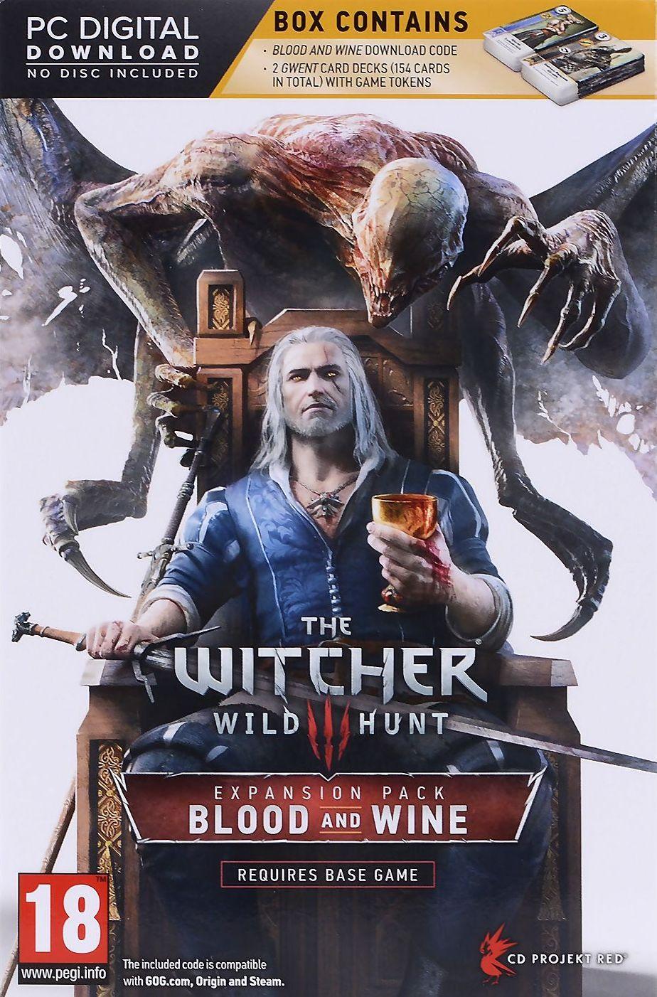 The Witcher 3: Wild Hunt - Blood & Wine (PC) - 1