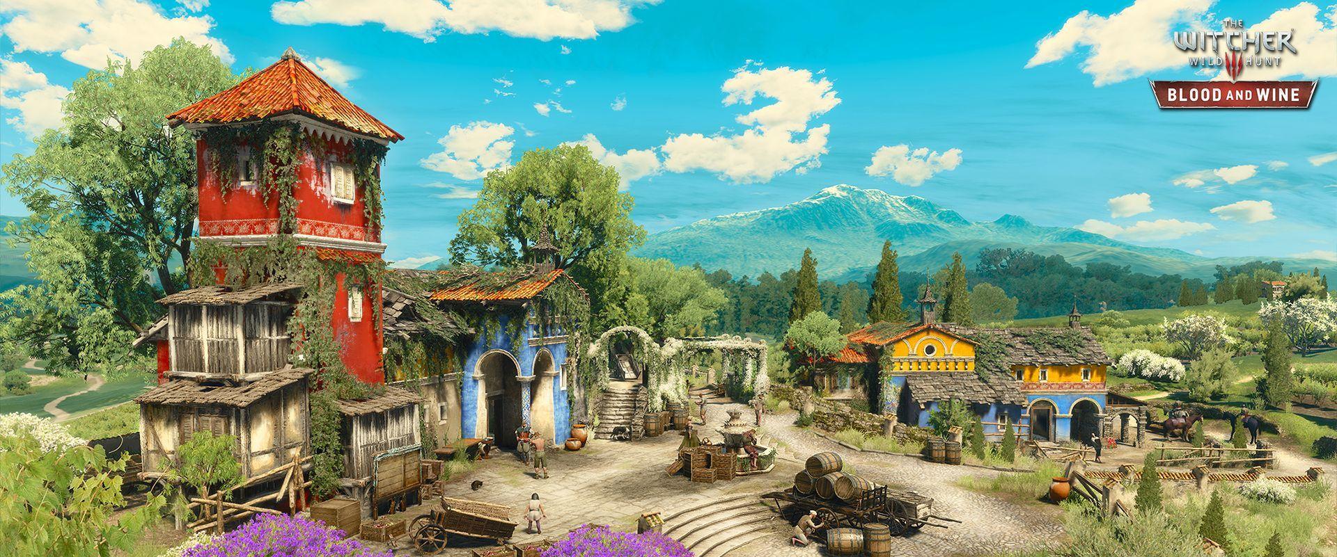 The Witcher 3: Wild Hunt - Blood & Wine (PC) - 14