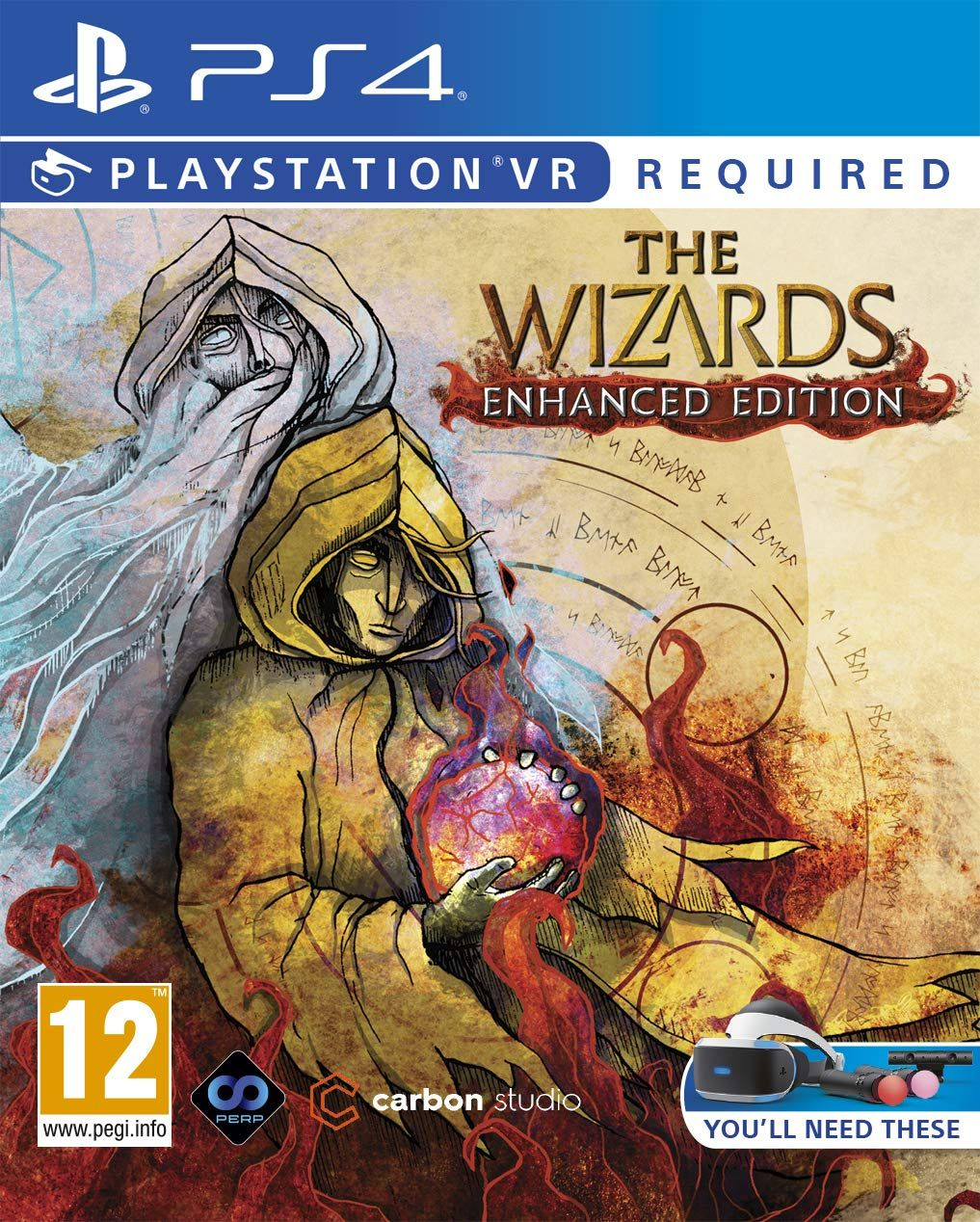 The Wizards (PS4 VR) - 1