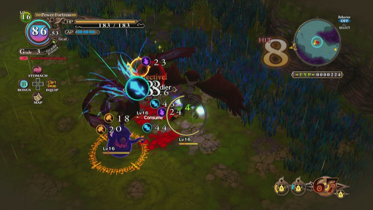 The Witch and the Hundred Knight (PS3) - 4