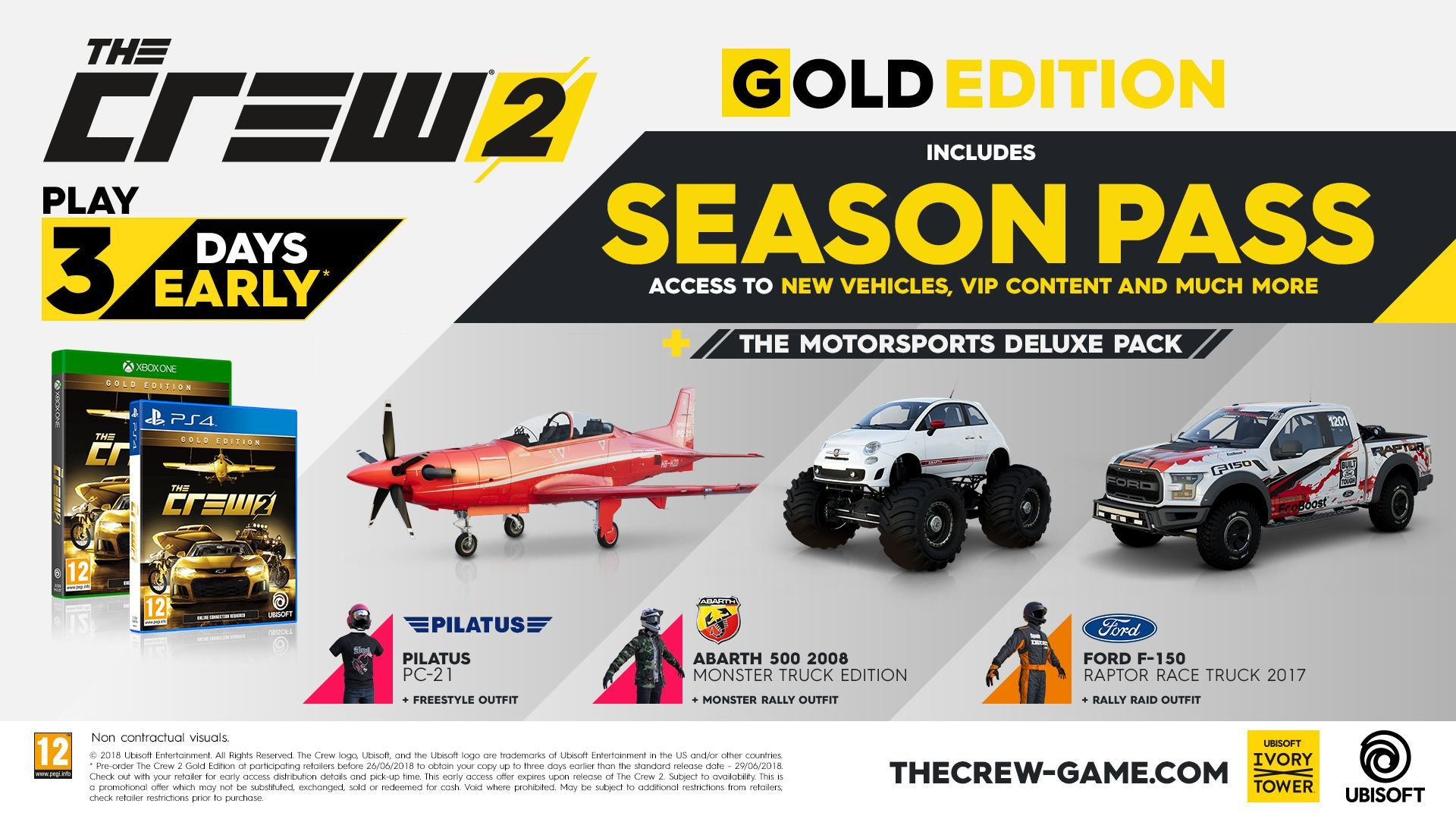 The Crew 2 Gold Edition (PS4) - 8