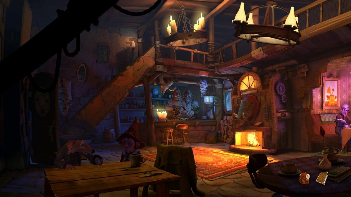 The Book of Unwritten Tales 2 (PC) - 12