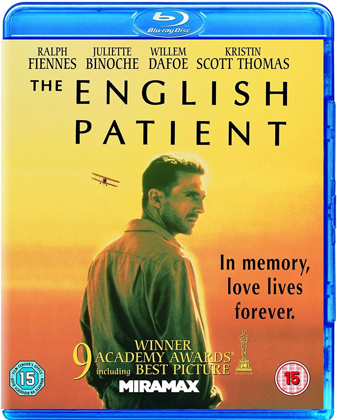 The English Patient (Blu-Ray) - 1