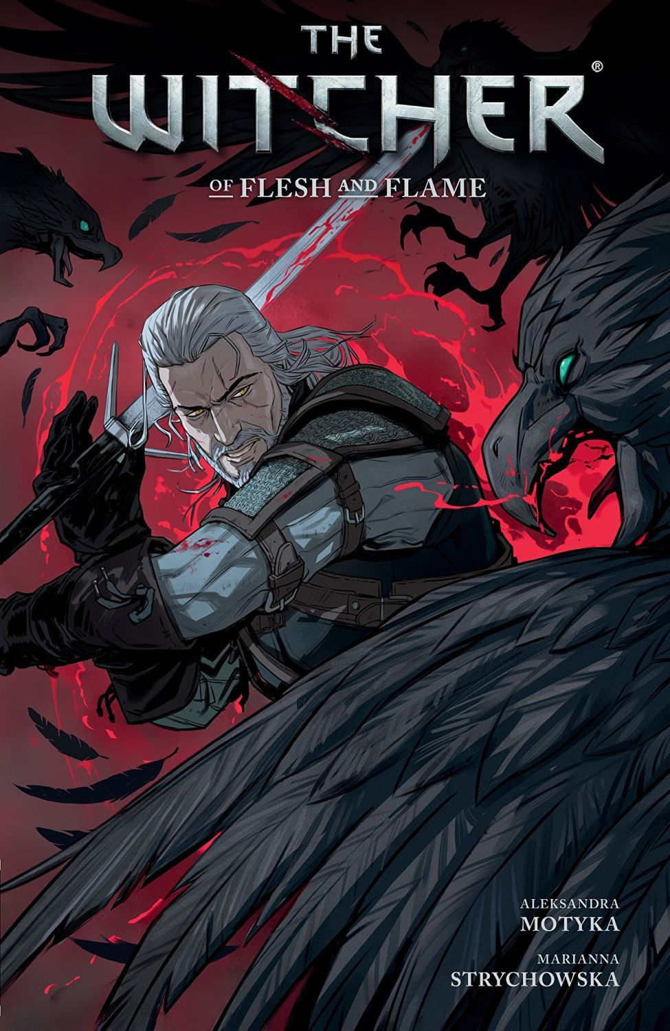 The Witcher Volume 4 Of Flesh and Flame - 1