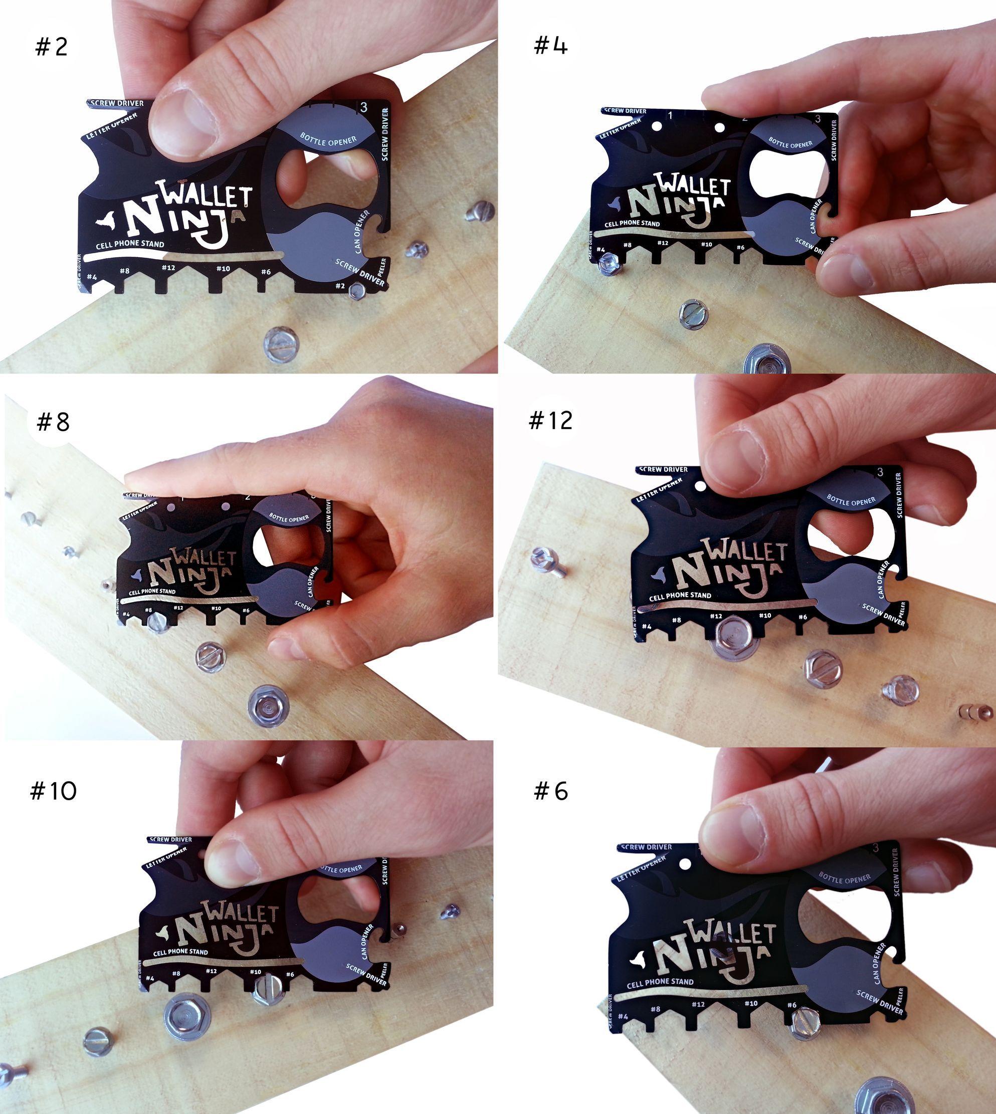 Thumbs Up Wallet Ninja - 7
