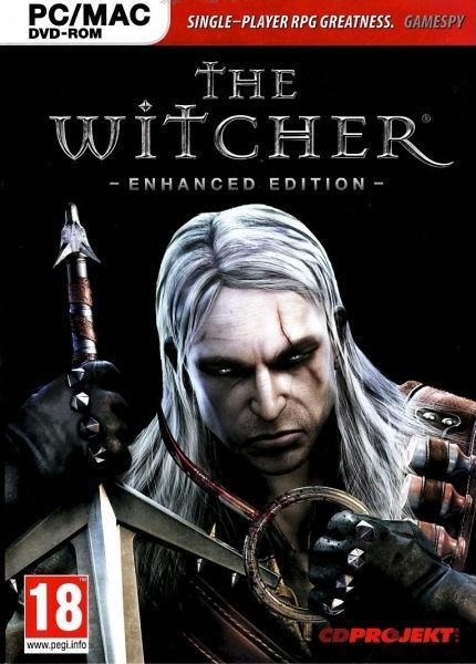 The Witcher Enhanced Edition (PC) - 1