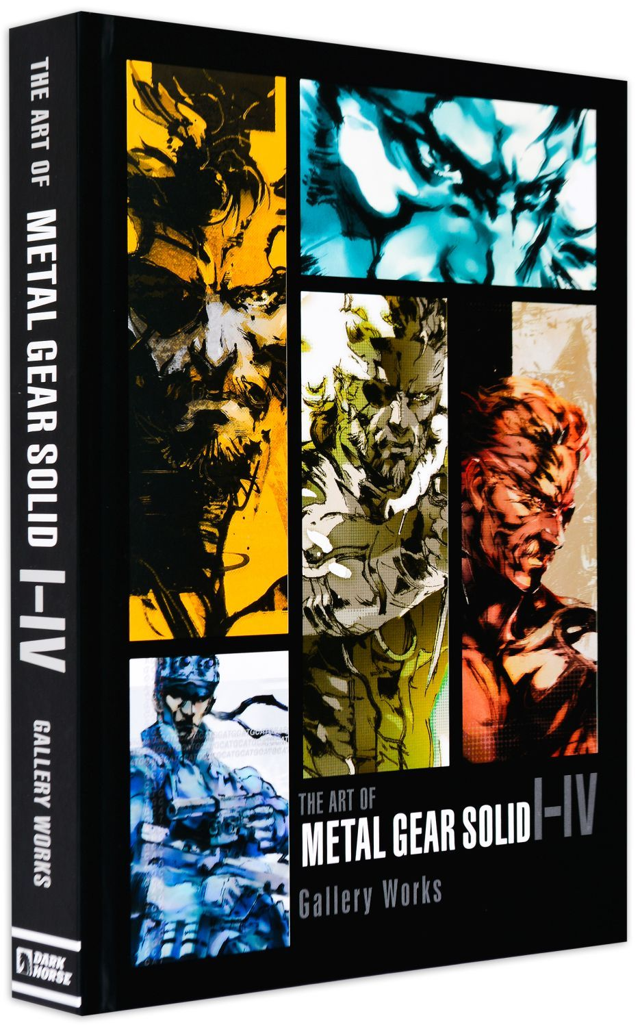The Art of Metal Gear Solid I-IV (Collectable slipcase Hardcover) - 6