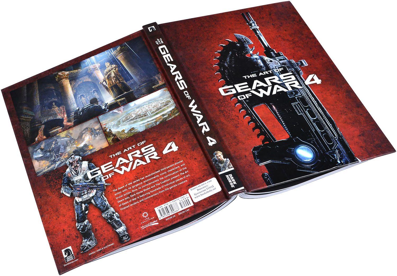 The Art of Gears of War 4 - 2
