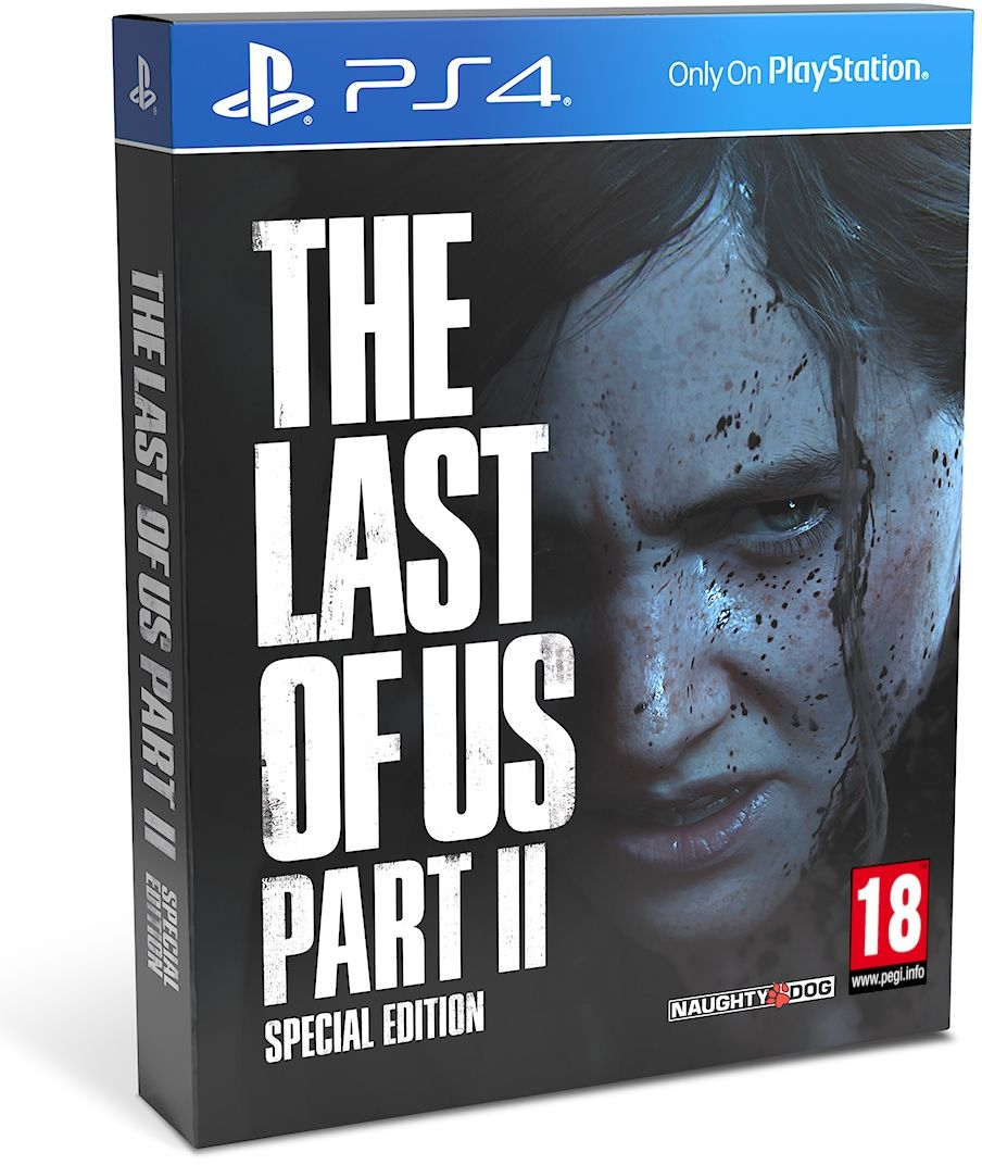 The Last of Us: Part II - Special Edition (PS4) - 1