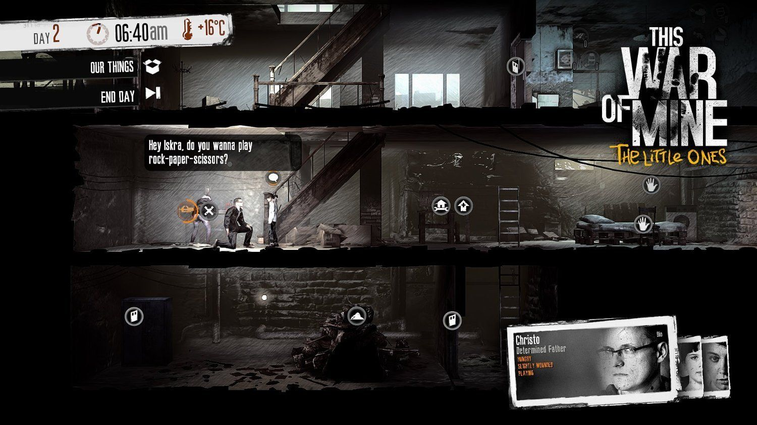 This War Of Mine: The Little Ones (PS4) - 4