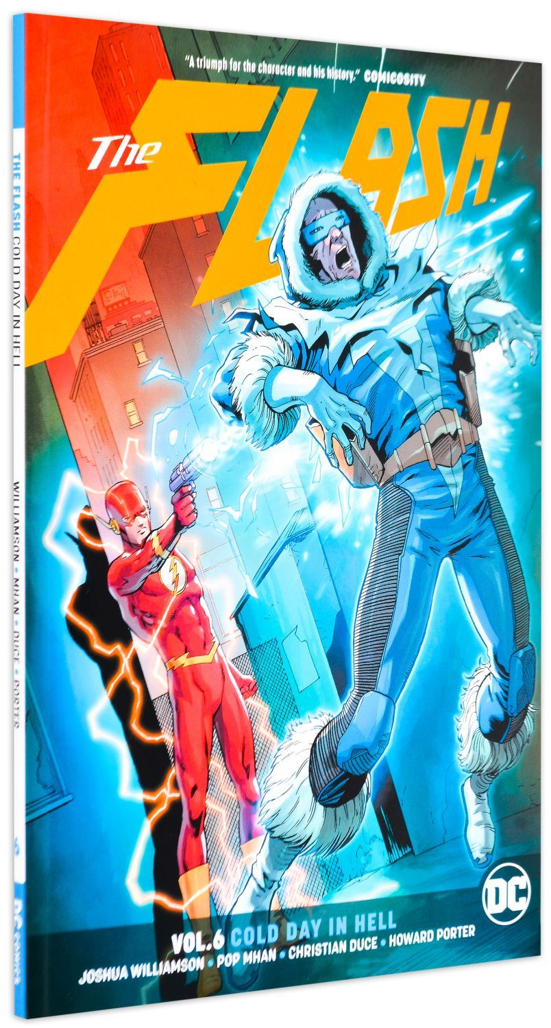The Flash, Vol. 6: Cold Day in Hell - 1