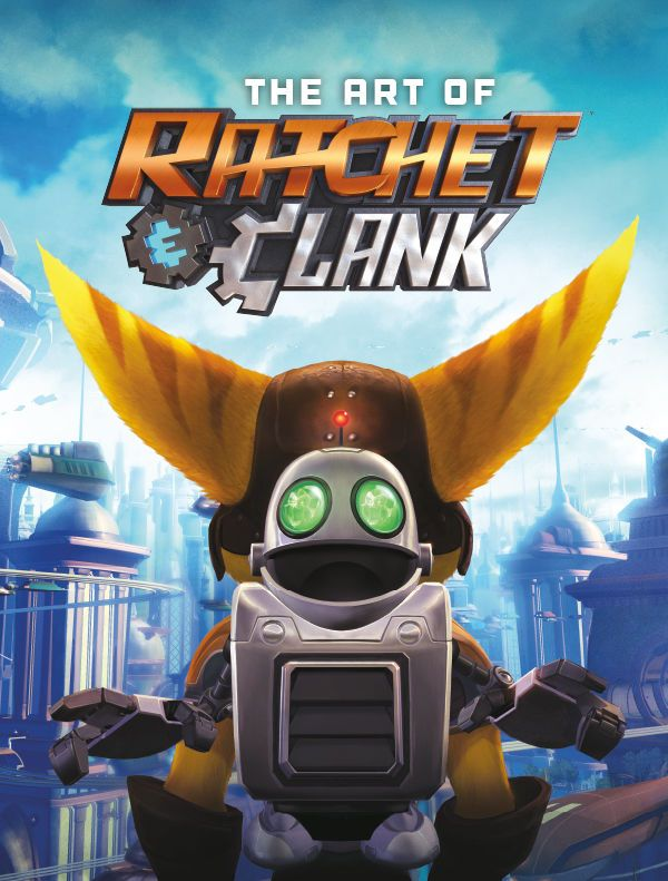 The Art of Ratchet and Clank - 1