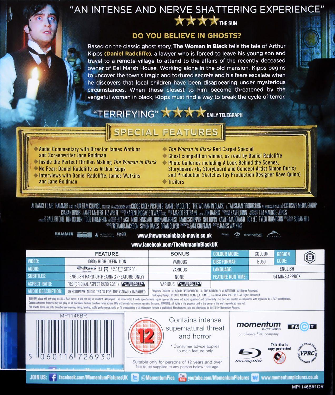 The Woman in Black (Blu-Ray) - 2