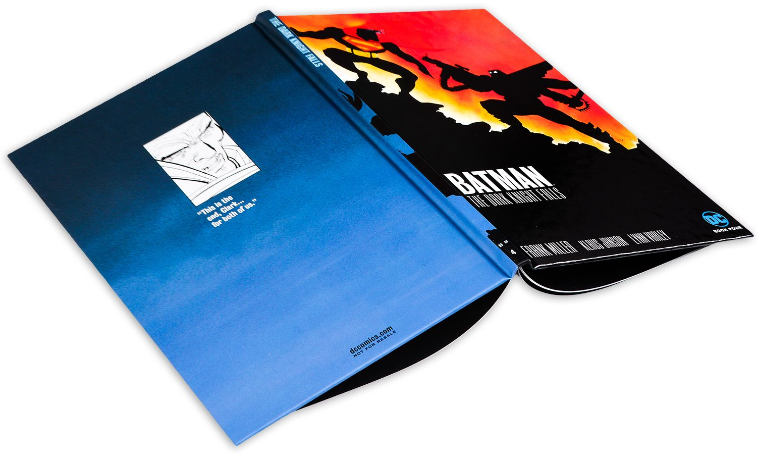 The Dark Knight Returns Slipcase Set (комикс)-12 - 13