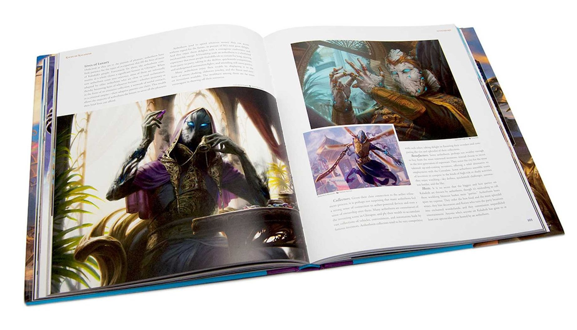 The Art of Magic The Gathering: Kaladesh - 6