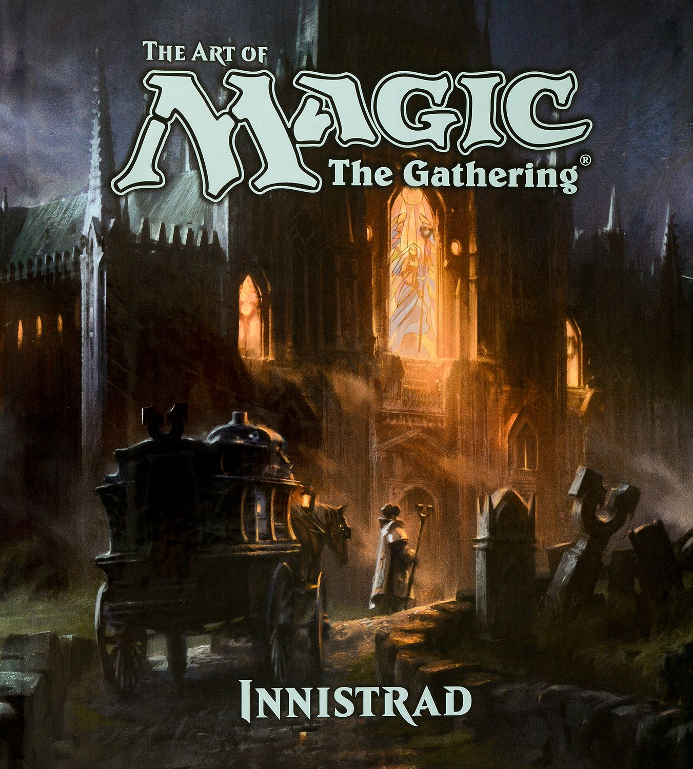 The Art of Magic The Gathering: Innistrad-1 - 3
