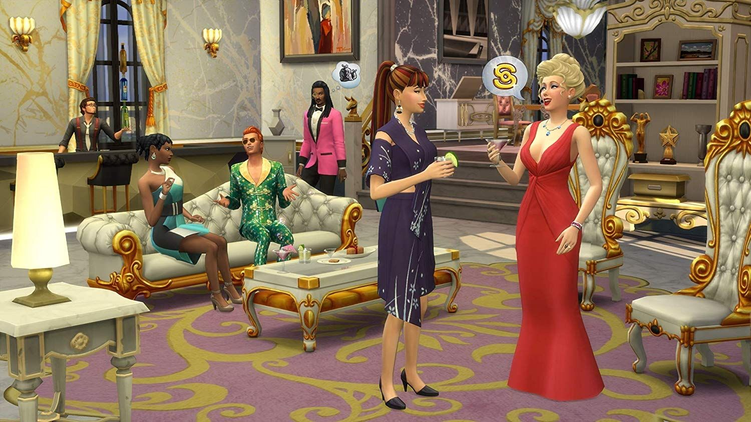 The Sims 4 Get Famous Expansion Pack (PC) - 4