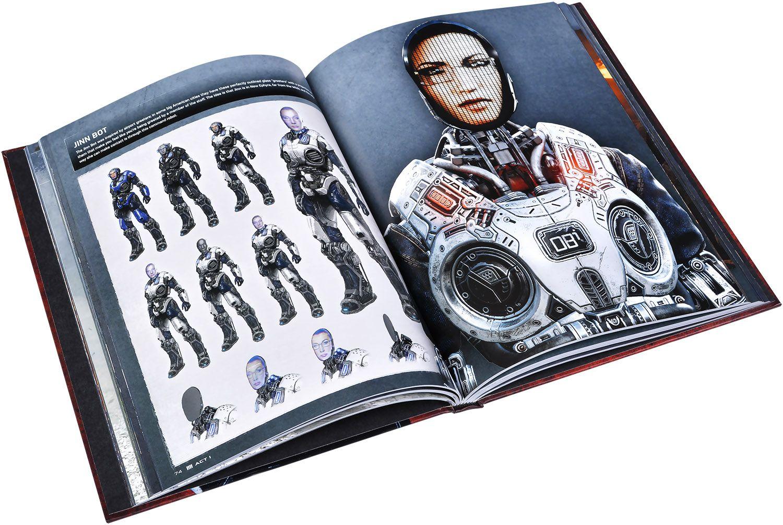 The Art of Gears of War 4 - 4