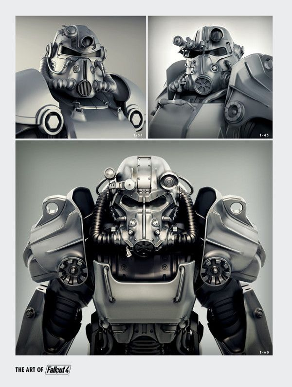 The Art of Fallout 4 - 9
