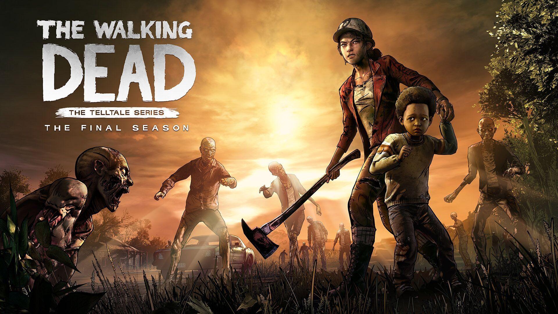 The Walking Dead - The Final Season (PS4) - 11