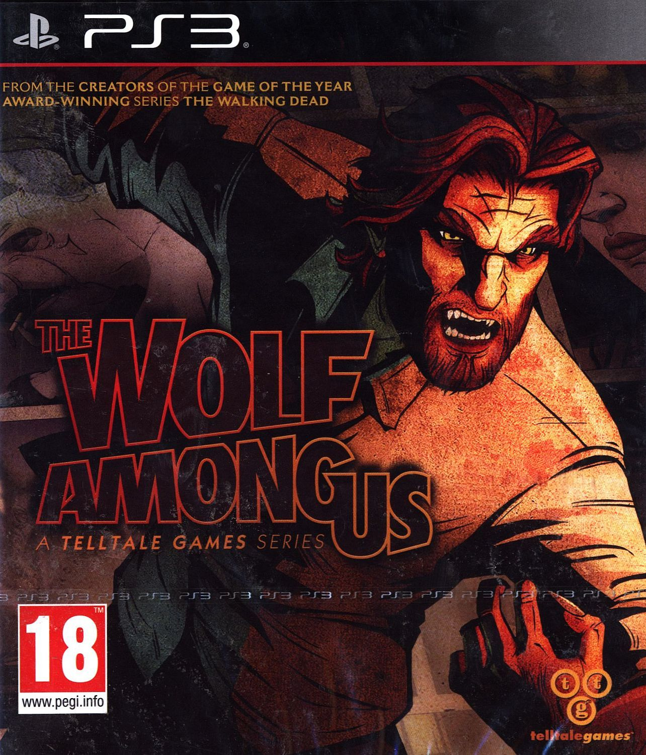The Wolf Among Us (PS3) - 1