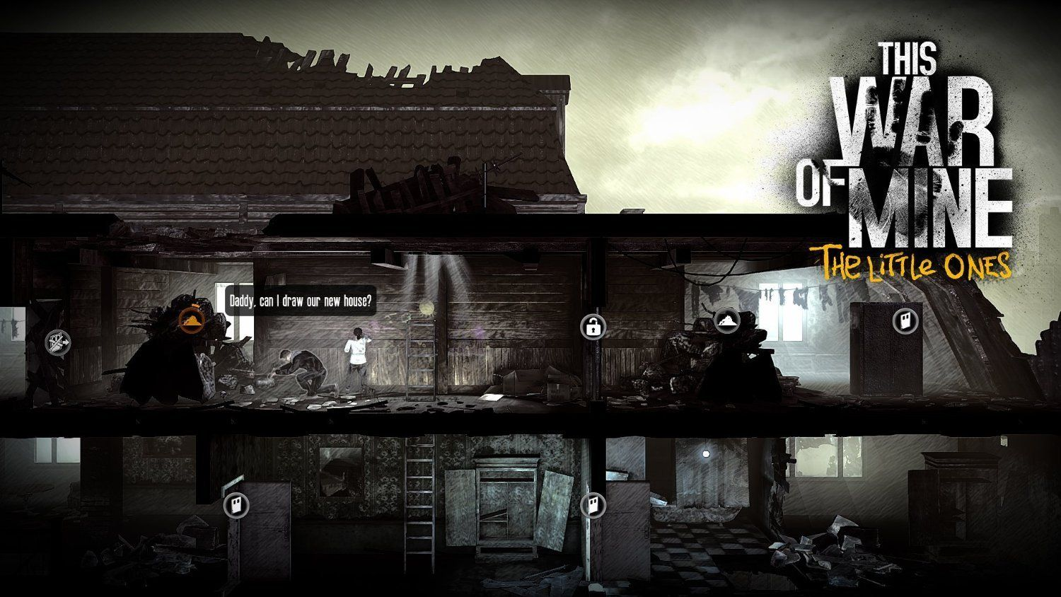 This War Of Mine: The Little Ones (PS4) - 6