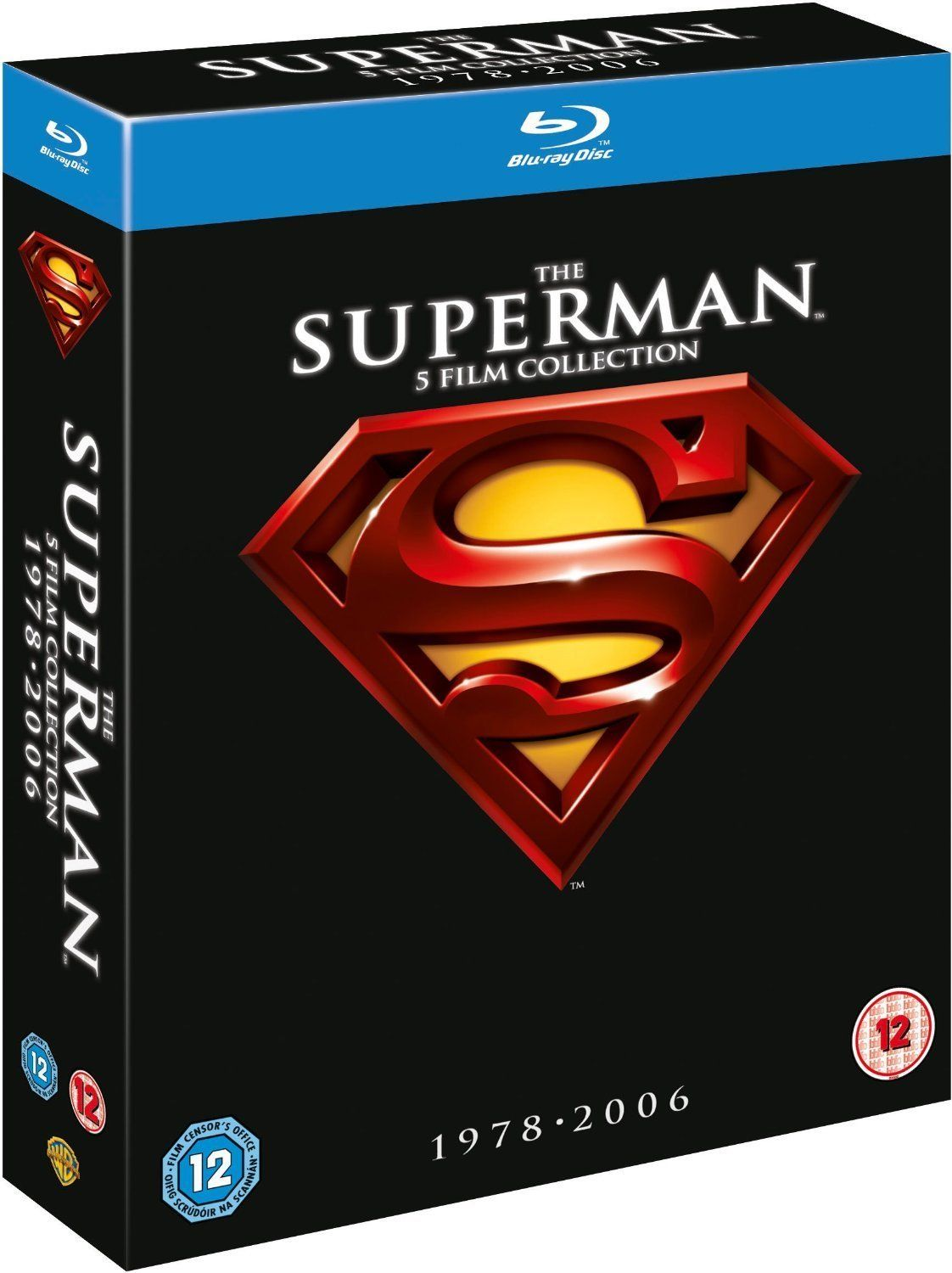 The Superman 5 Film Collection 1978-2006 (Blu-ray) - 1