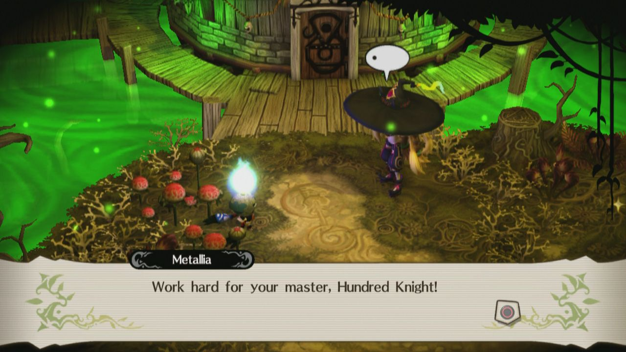 The Witch and the Hundred Knight (PS3) - 10