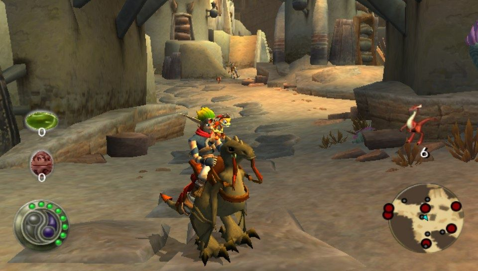 The Jak and Daxter Trilogy (PS Vita) - 9
