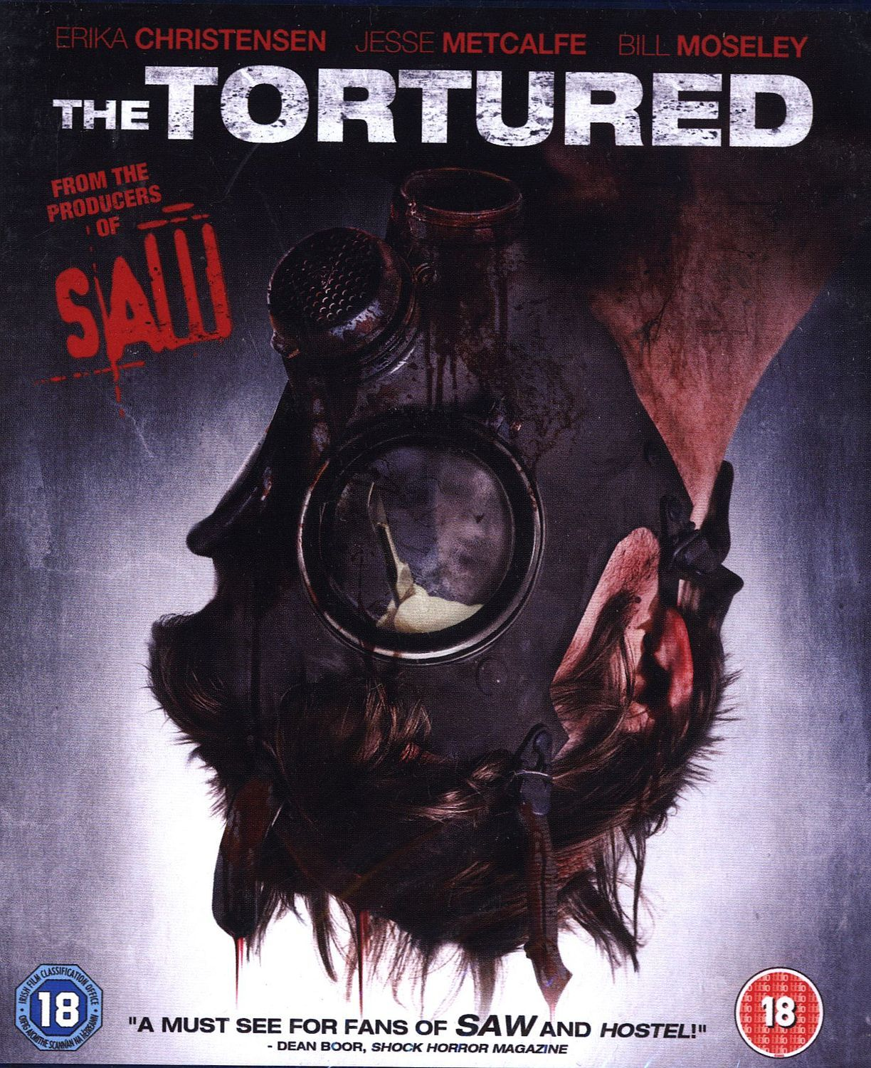 The Tortured (Blu-Ray) - 1