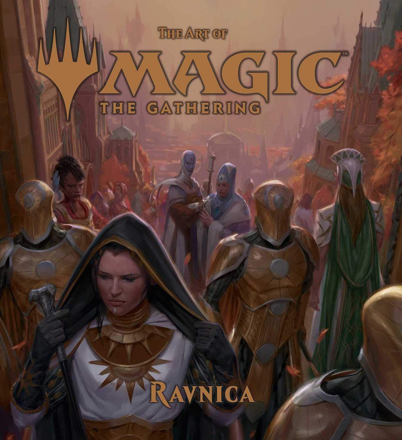 The Art of Magic The Gathering: Ravnica - 1