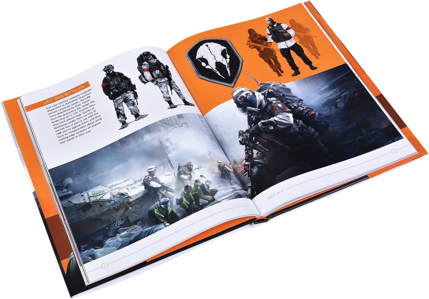 The Art of Tom Clancy's The Division - 5