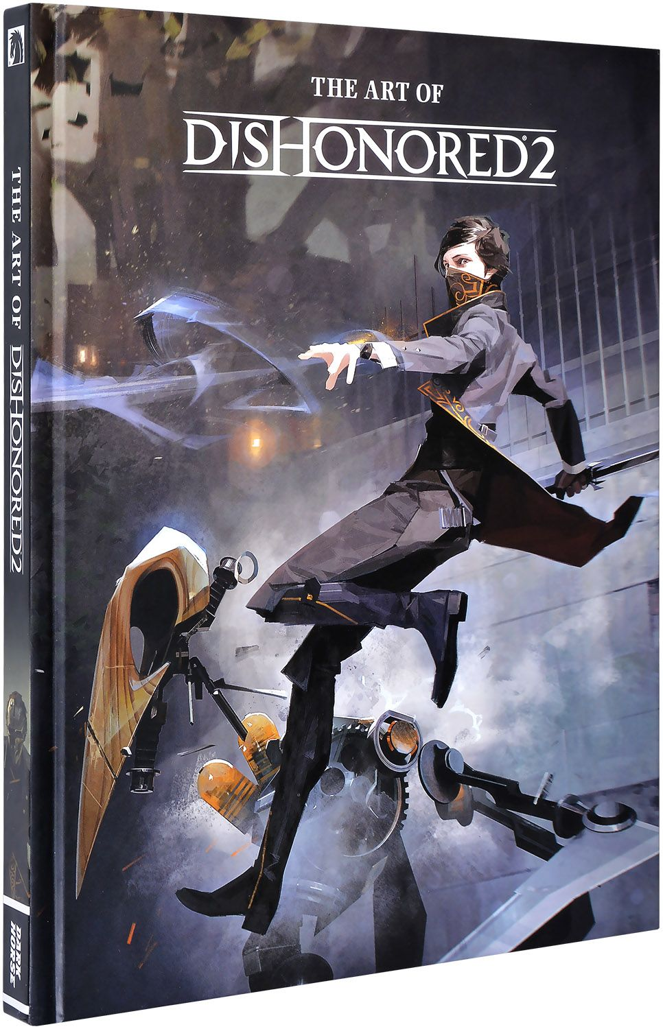 The Art of Dishonored 2 - 1