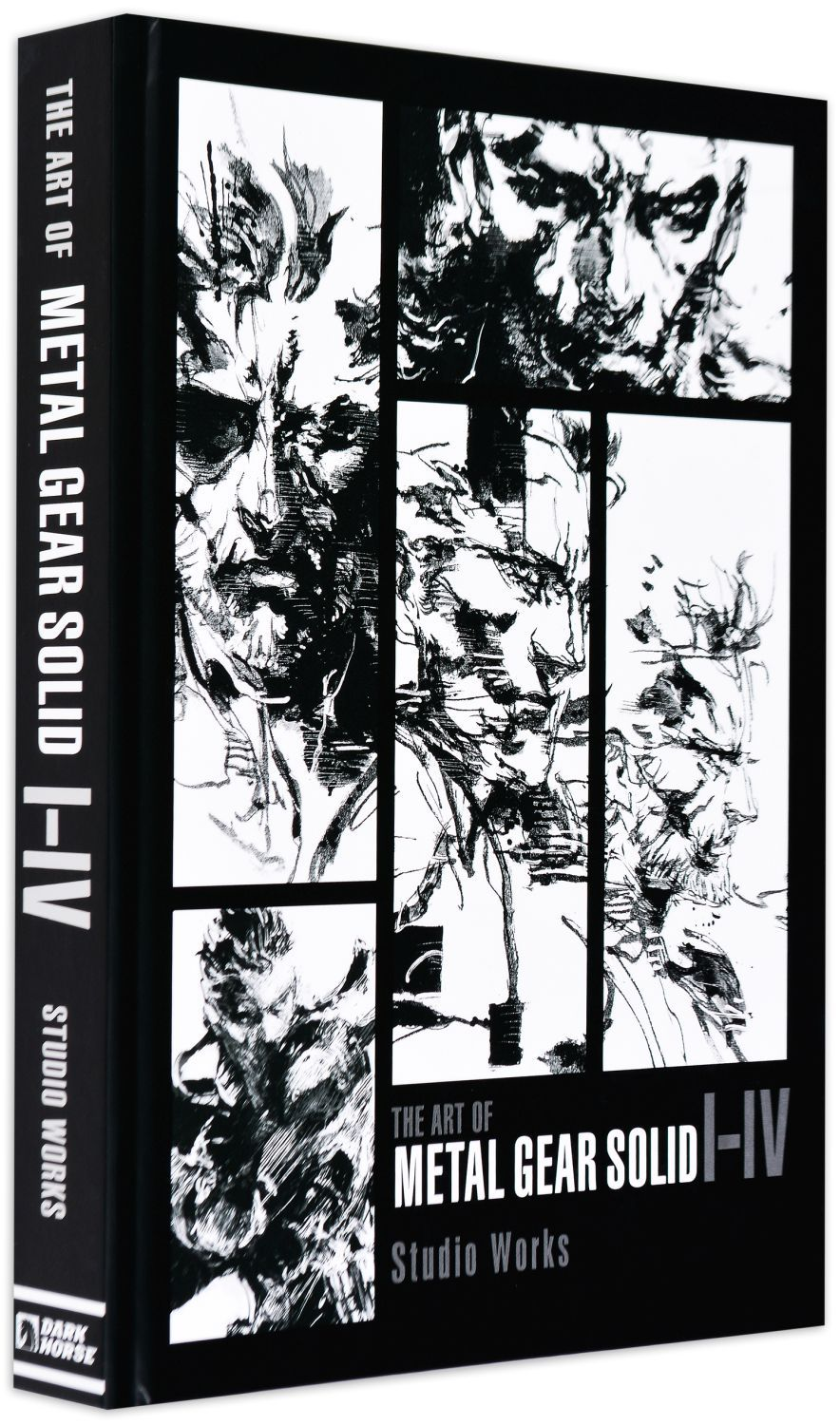 The Art of Metal Gear Solid I-IV (Collectable slipcase Hardcover) - 9