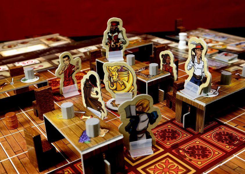 Настолна игра The Dragon & Flagon - 3