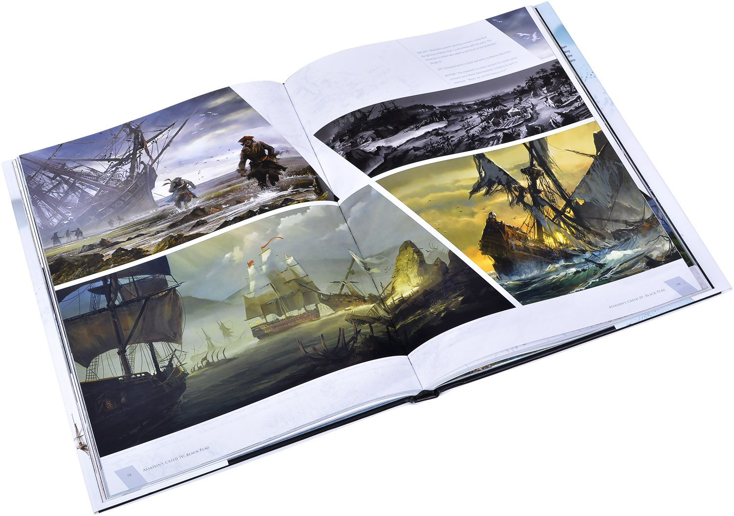 The Art of Assassin's Creed IV: Black Flag - 5