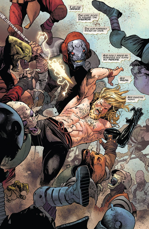 The Unworthy Thor - 3