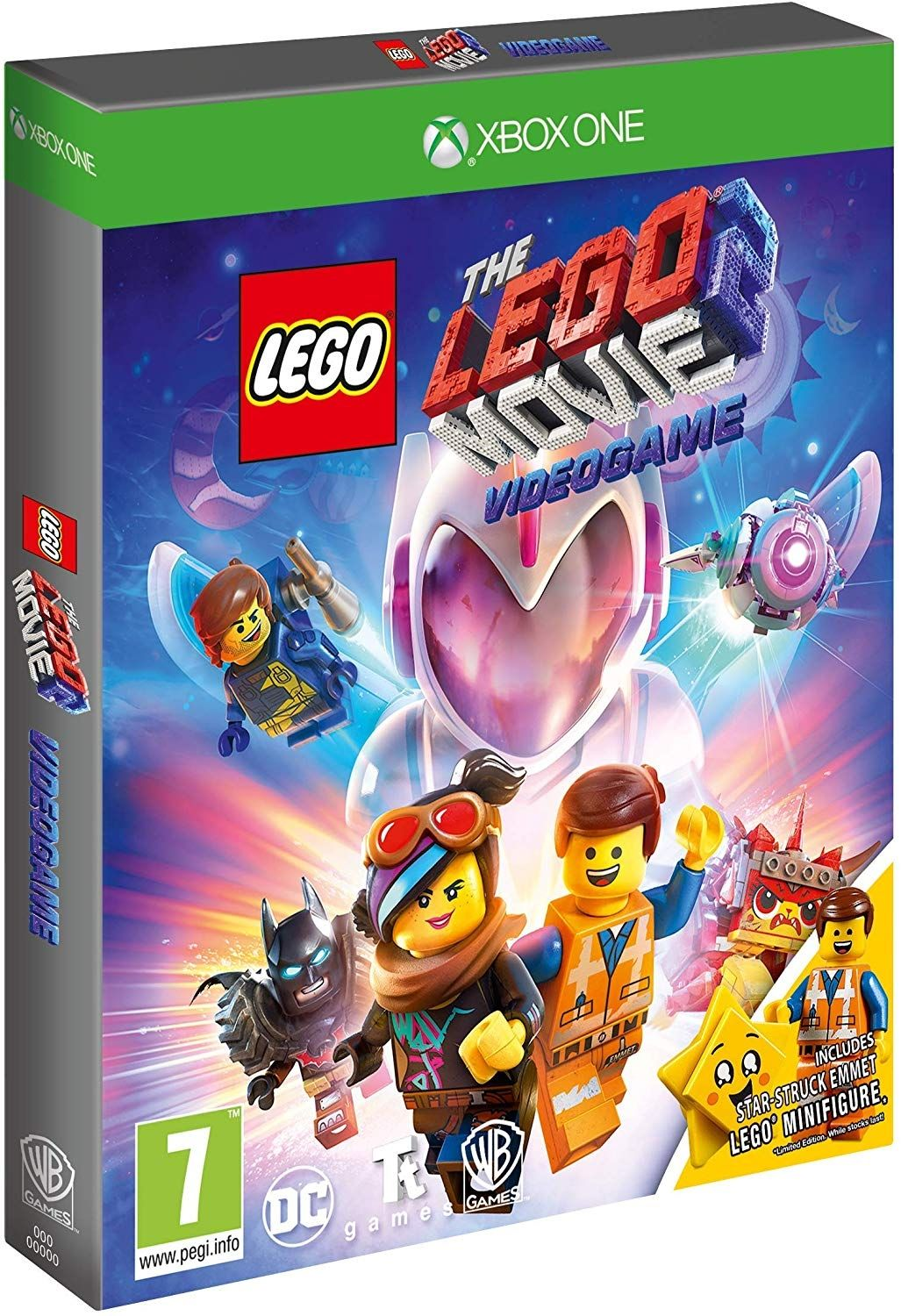 LEGO Movie 2: The Videogame Toy Edition (Xbox One) - 1