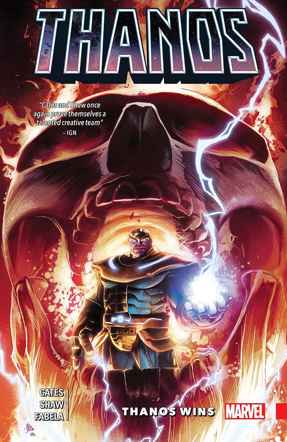 Thanos Wins by Donny Cates - 1