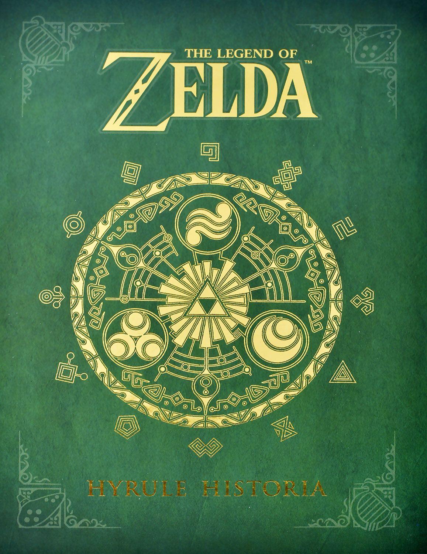The Legend of Zelda: Hyrule Historia - 1
