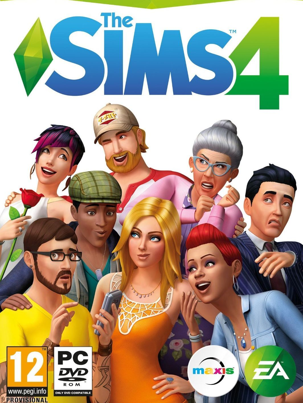 The Sims 4 (PC) - 1
