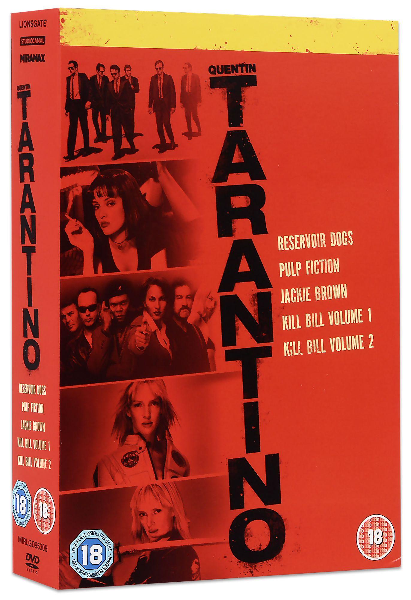 The Quentin Tarantino Collection (DVD) - 1