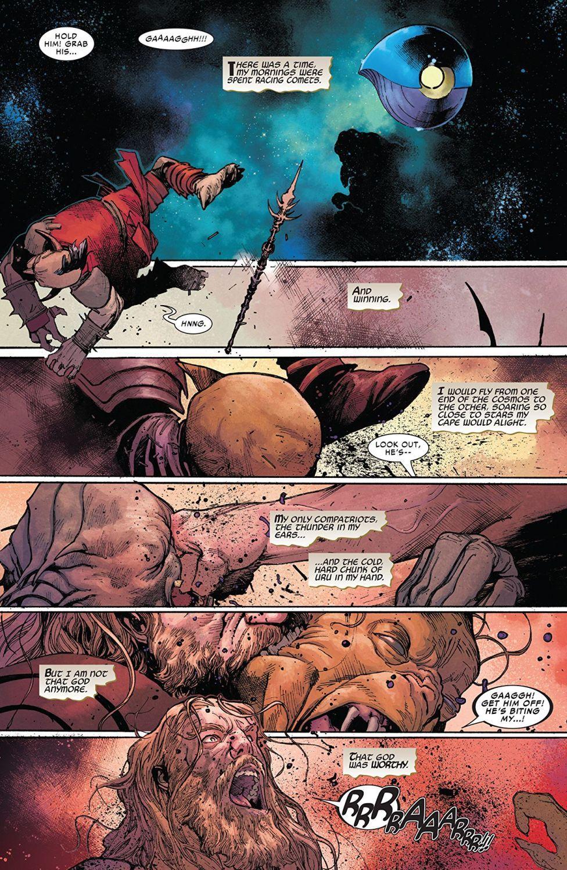 The Unworthy Thor - 2