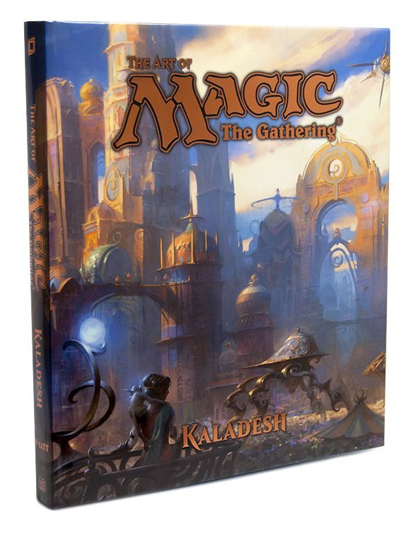 The Art of Magic The Gathering: Kaladesh - 3