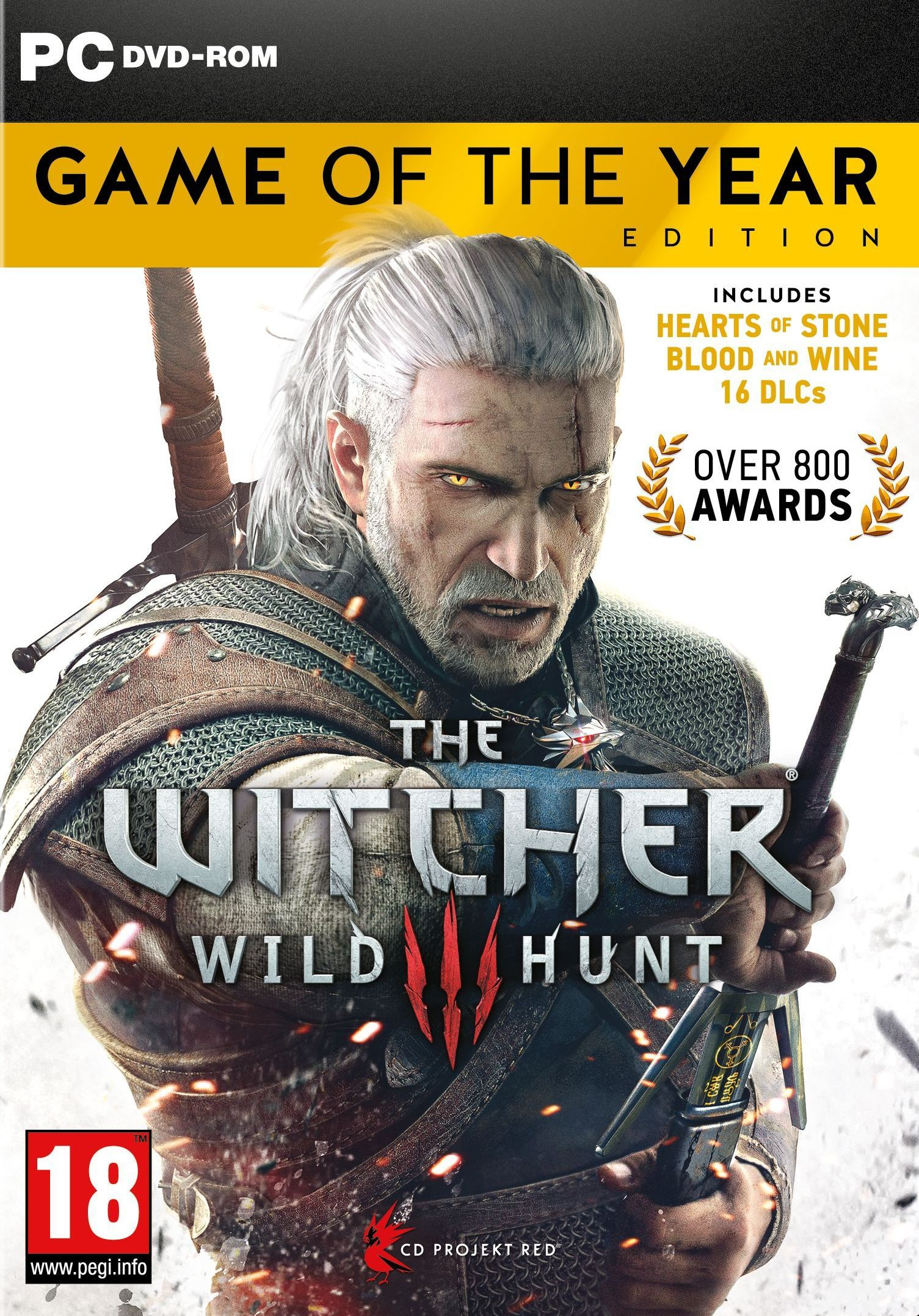 The Witcher 3: Wild Hunt GOTY Edition (PC) - 1