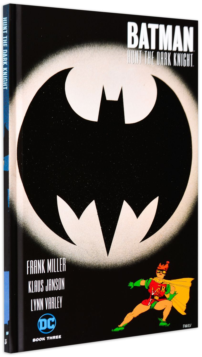 The Dark Knight Returns Slipcase Set (комикс)-8 - 9